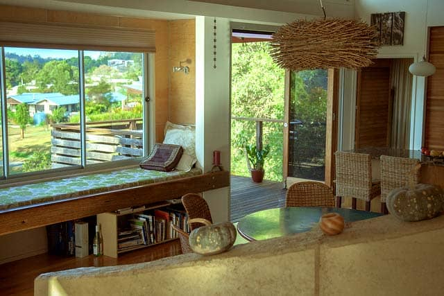 Sustainable home interior