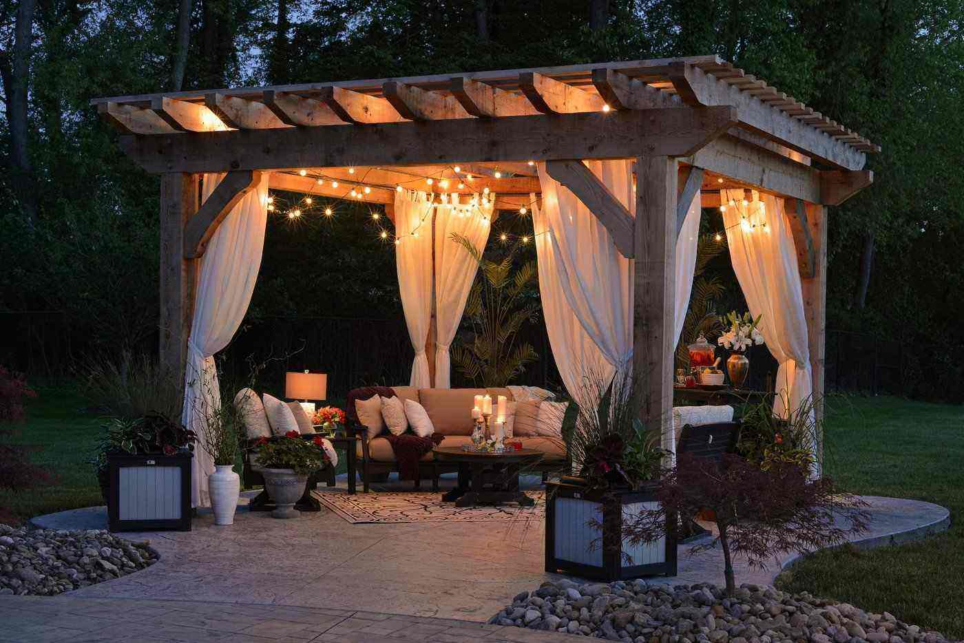 Outdoor Lighting Tips And Green Suggestions Green Home Gnome
