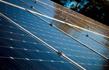 close up of solar panel - what equipment do you need to DIY a solar system