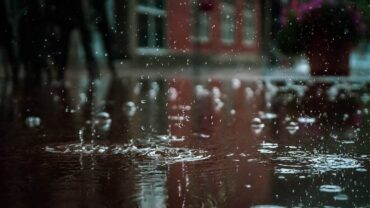 large puddle - signs you need to repair or replace your sump pump
